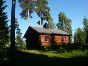 Gamlehytta. Solberg Monsen 2010